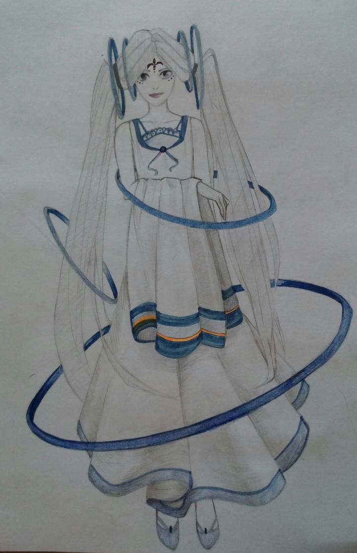 Saturn by DLinaK