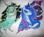 Chrysalis/ Luna Sketch