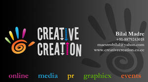 Logotype and BCards for my co. by MadreMedia