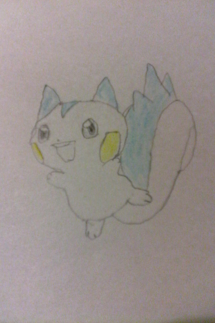 Cute Little Squirrel by Nintendofan364