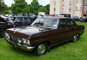 1969 Vauxhall Cresta Delux by Zelandeth