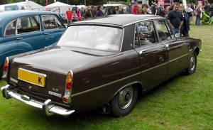 1971 Rover P6 3500 - 2 by Zelandeth