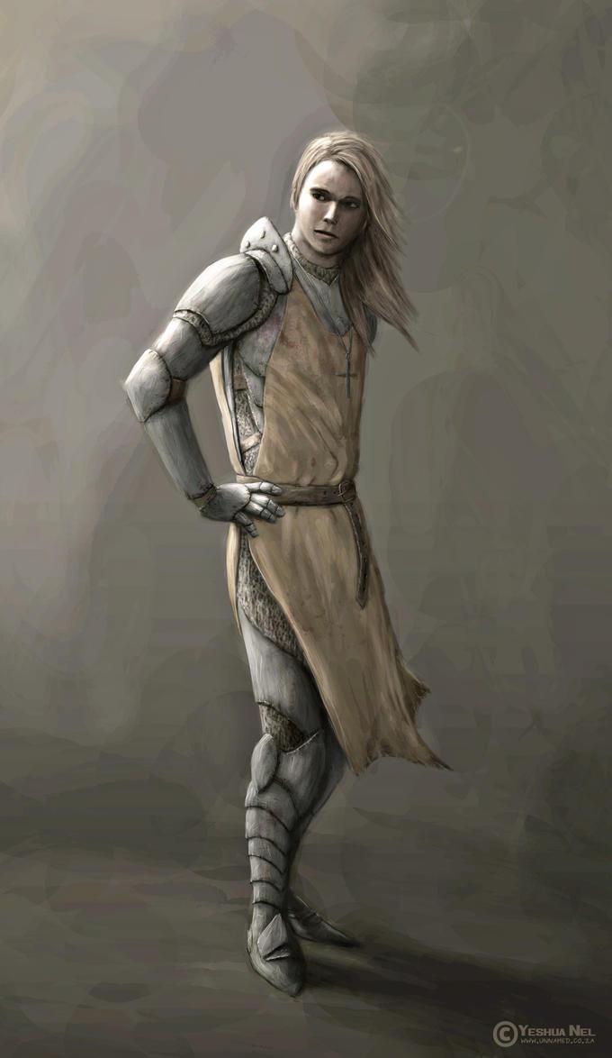 Fantasy Knight by YeshuaNel on DeviantArt