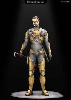 Gordon Freeman (Half Life)