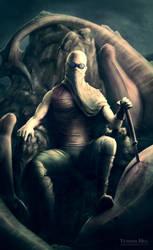 Riddick (Fan art) by YeshuaNel