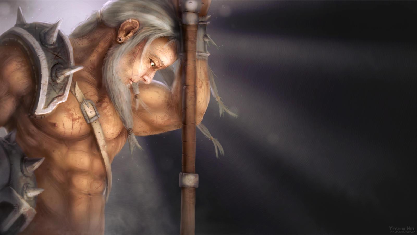 Barbarian AKA Viking