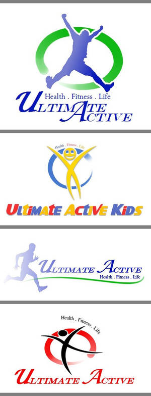 Ultimate Active Logos