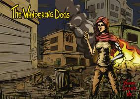 Comic Book Art (Cover)