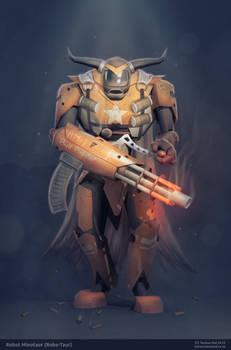 Robot Minotaur