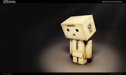 Sad Danbo by YeshuaNel