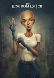 Cassandra - Poster Illustration by YeshuaNel