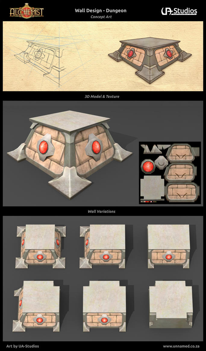 Video Game 3d Model by YeshuaNel
