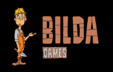 Bilda Games Logo Design