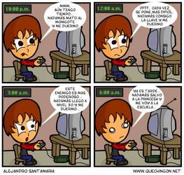 Videojuegos viciosos