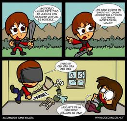 Comic 255 final by InsaneAlex11