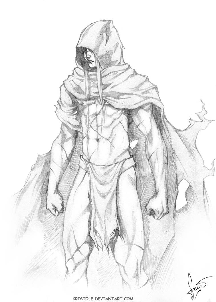 Cloaked by Cristole on DeviantArt
