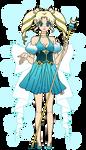 Clarissa Tsukino by ladysailorcute