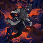 Beware the Cerberus, guardian of the underworld