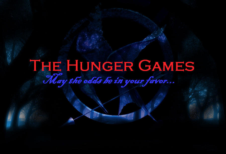 The Hunger Games Site Banner By Roseka On Deviantart
