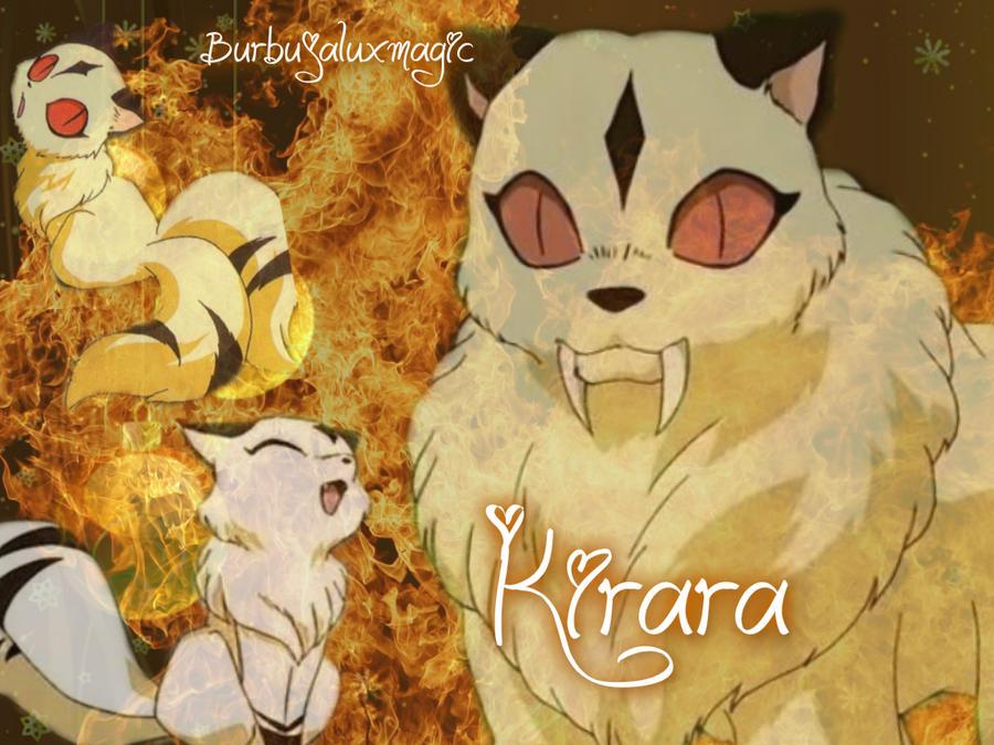 Kirara /Inuyasha/ By Burbujaluxmagic On DeviantArt