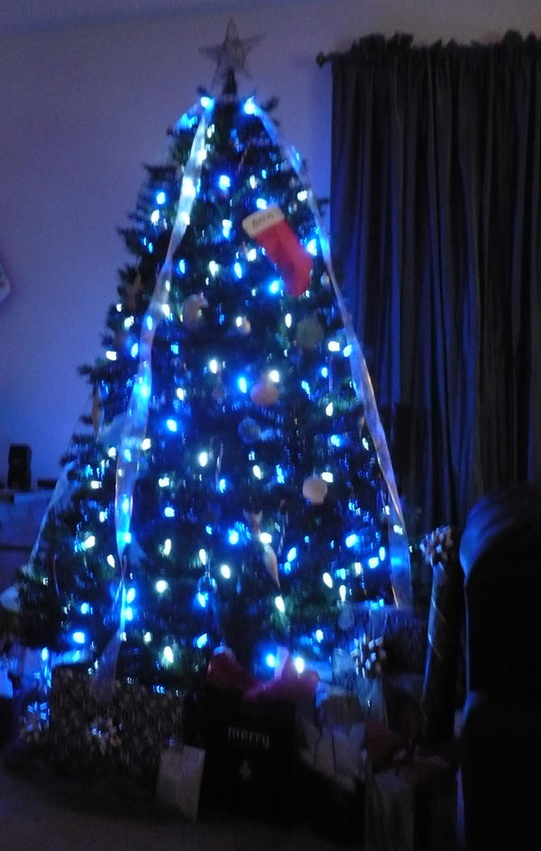 led christmas tree by dragontryp - Led Christmas Tree