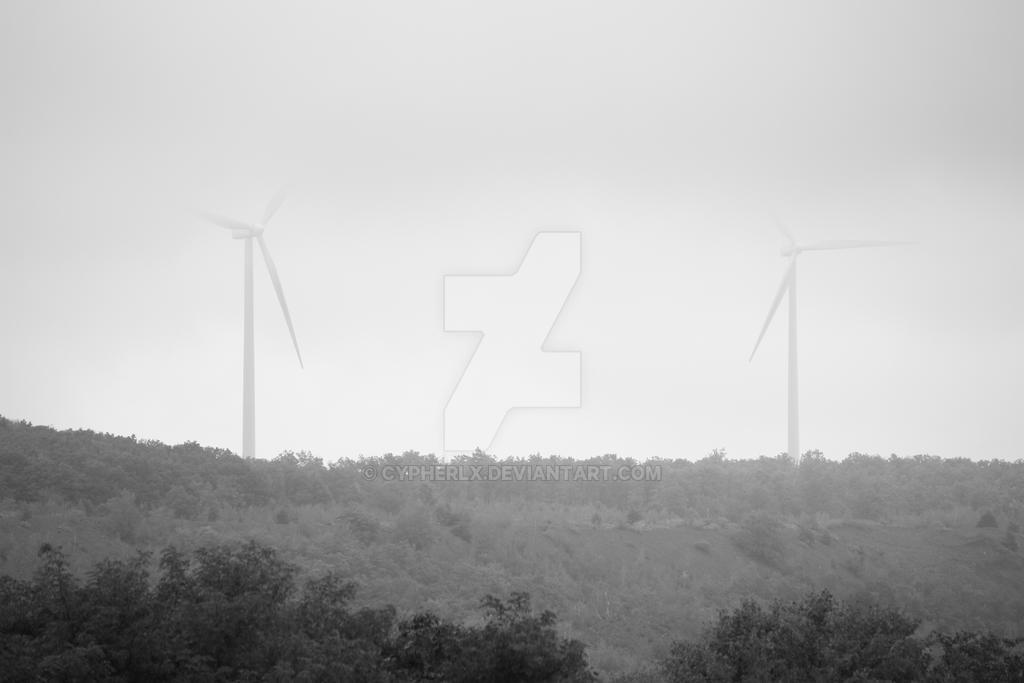 Windmills by CypherLx
