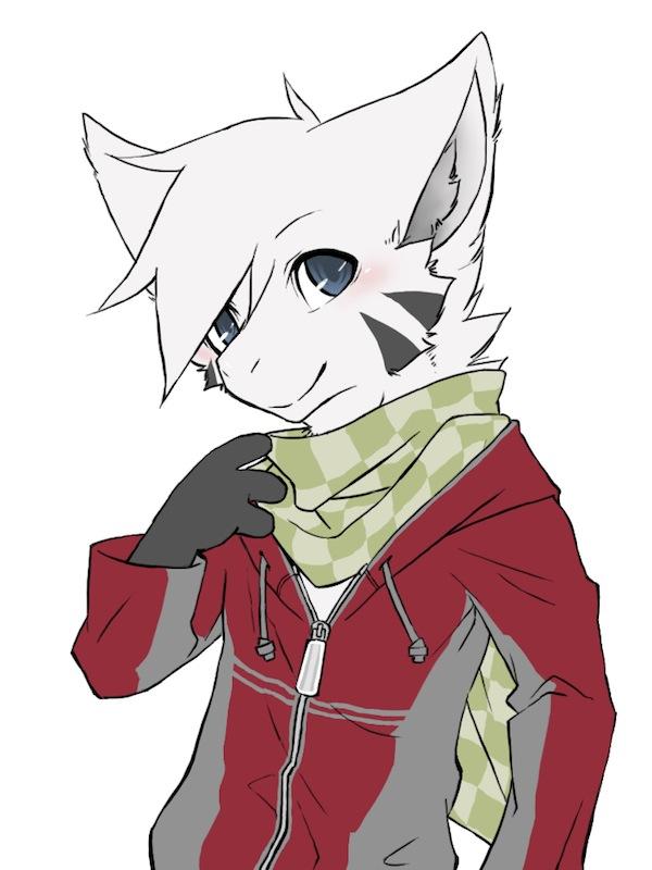 Demu hoodie by ryuuzenga
