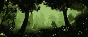 Runes by desertnettle