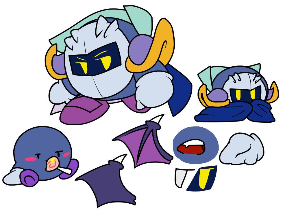 Kirby galacta knight