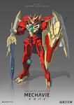 GNY-001FT Gundam Valkylander