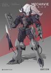 Gundam Barbatos x Judgement