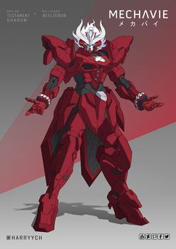 Gundam Testament x Beelzebub