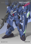Commission - MK-V Kai (Blue)