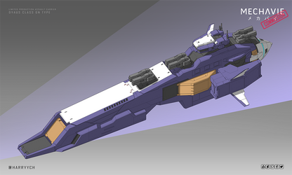 COMMISSION - Dyaus Class GN Type