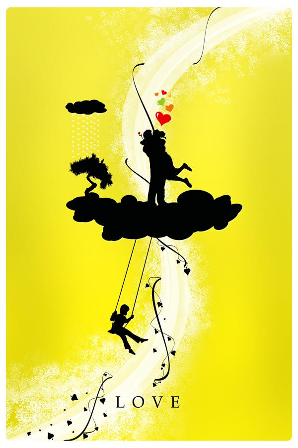 Lov also... yellow version... by Ikabe