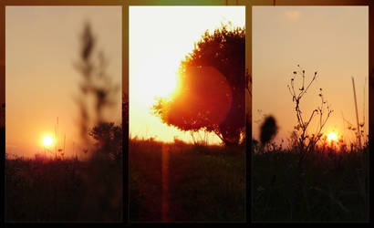 Simple sunsets...