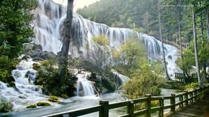 Stunning Waterfall
