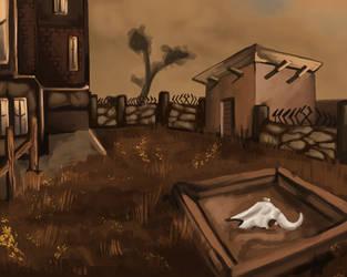 Pathologic Scene 1 by alice-ruby