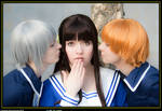Fruits Basket - Furuba by Chibi-MeNanA