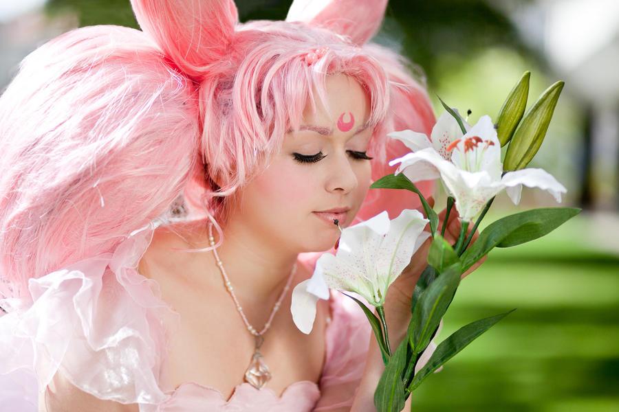 Flower Princess Chibiusa