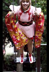 Swing Swing Cardcaptor Sakura by Chibi-MeNanA