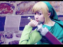 The Legend of Zelda Wind Waker Toon Link by Chibi-MeNanA