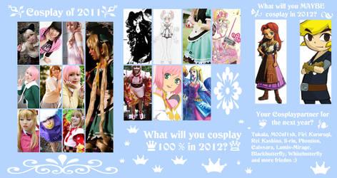 Cosplay Meme 2012 by Chibi-MeNanA