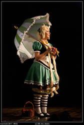 Eternal Sonata Polka Pale Green Version