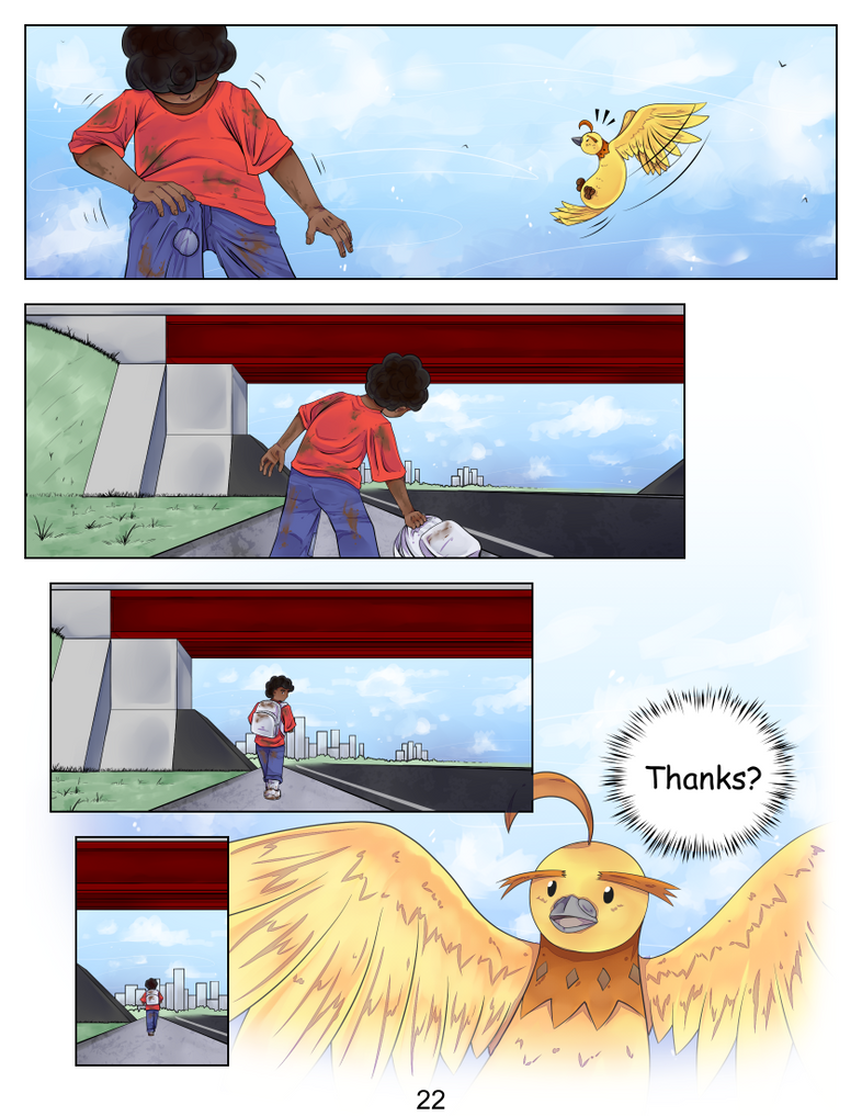 Golden Pigeon Part 1 page 22 by Lunar-Nebula-LLC