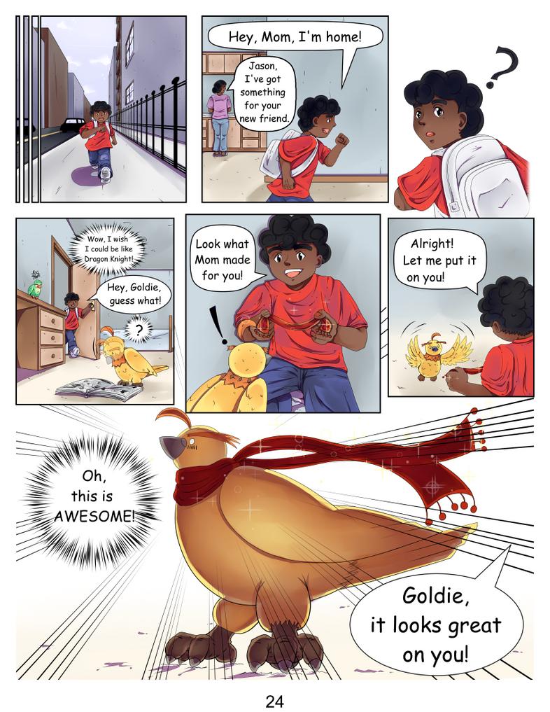 Golden Pigeon Part 1 page 24 by Lunar-Nebula-LLC