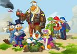 Duck Tales tribute