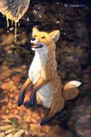 Sweet Honey by Vawie-Art