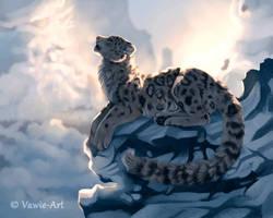 A Place in Heaven by Vawie-Art