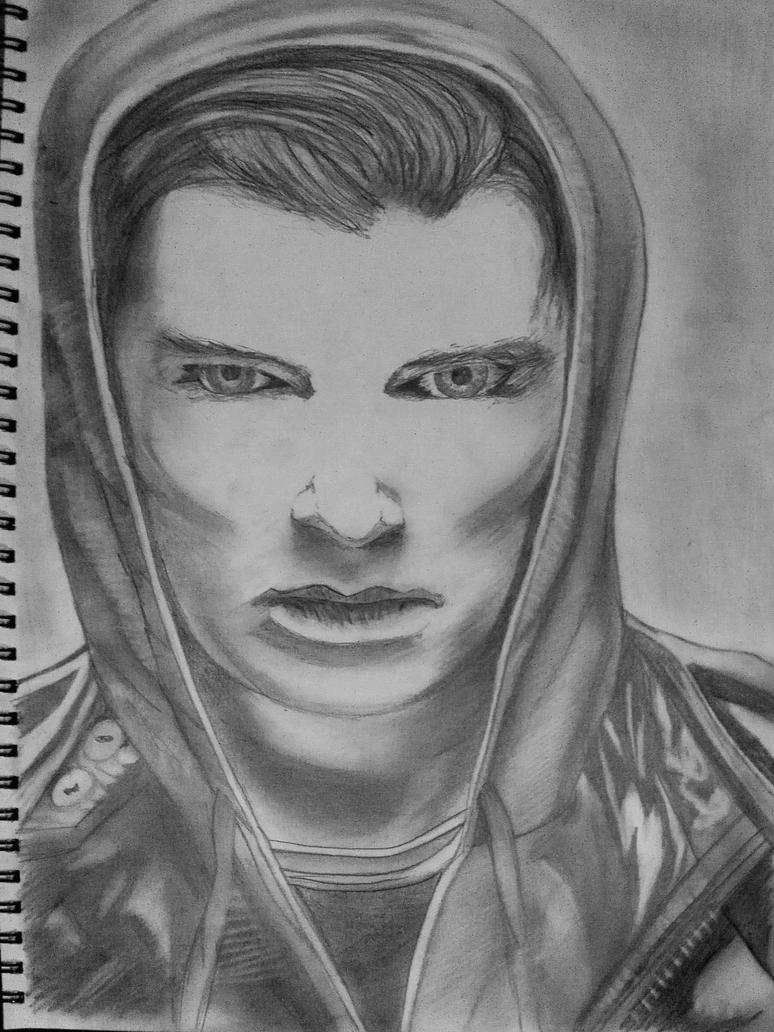 Benedict Cumberbatch by teaareohwhy